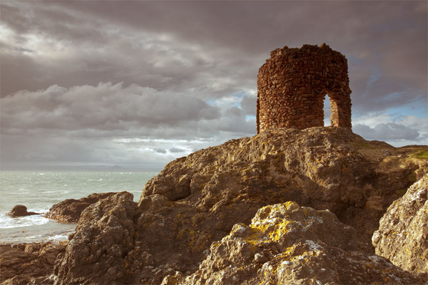 Digital Lanscape Photography Course showing Ladies Tower in  